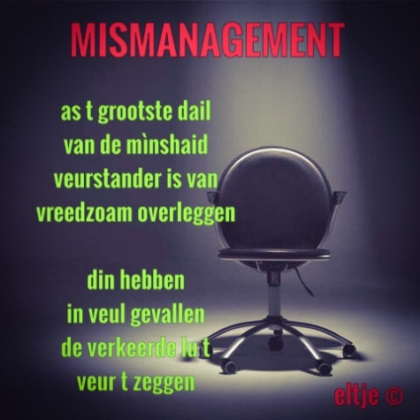 Mismanagement