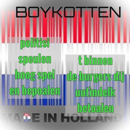 Boykotten
