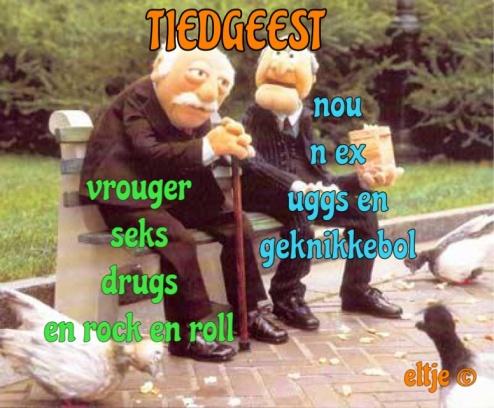 Tiedgeest