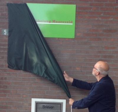 Opening voormalig klaslokaal Meester Neuteboomschool t.b.v. Wijkbelang Maarsveld Stadskanaal