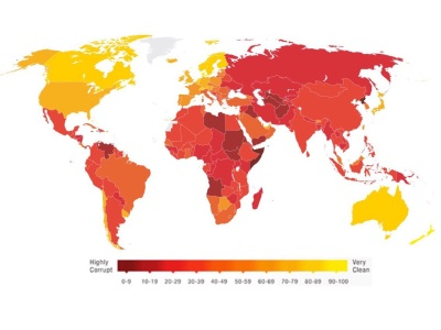 Korrupsie-index