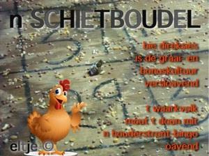 Schietboudel