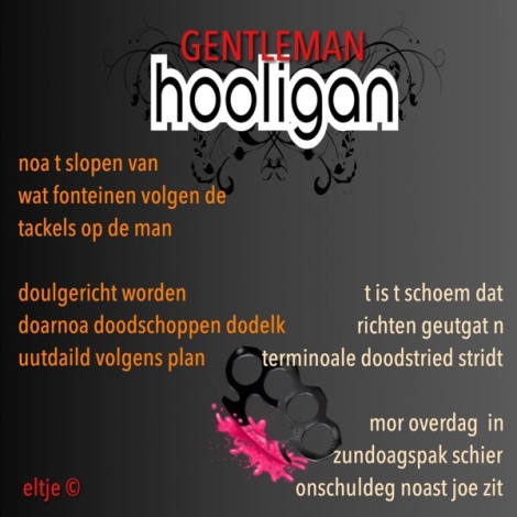 Gentleman hooligan