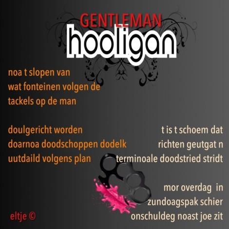 Gentleman hooligan