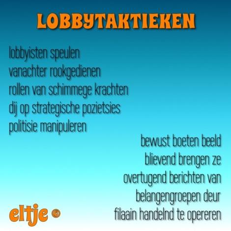 Lobbytaktieken