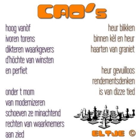 CAO's