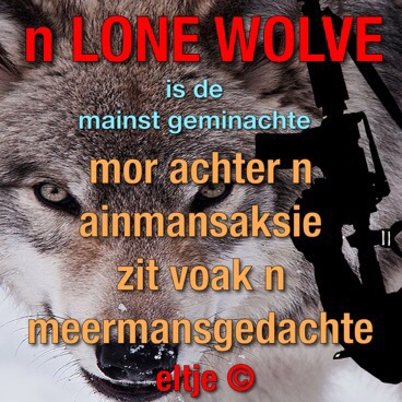 Lone wolve