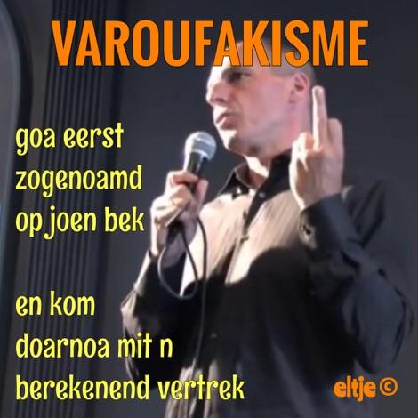 Varoufakisme