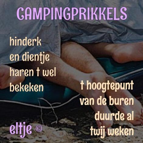 Campingprikkels