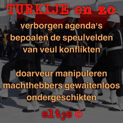 Turkije en zo