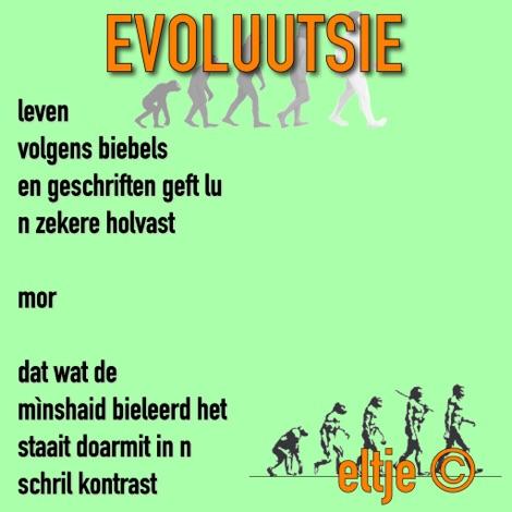 Evoluutsie