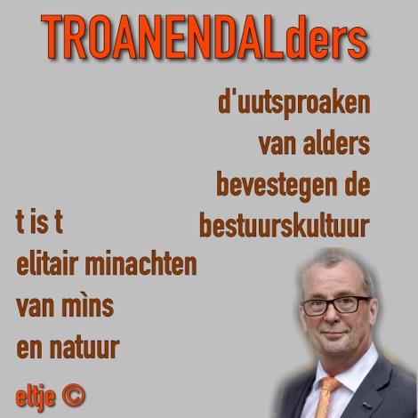 Troandendalders