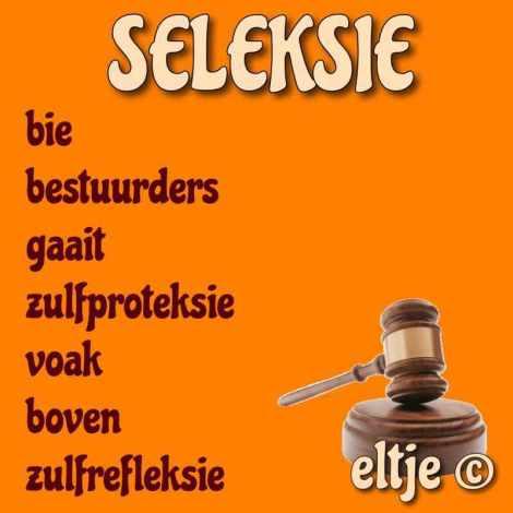 Seleksie