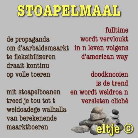 Stoapelmaal