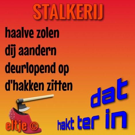 Stalkerij