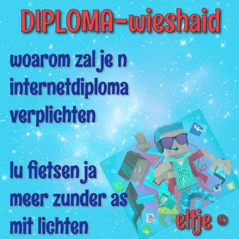 Diploma-wieshaid