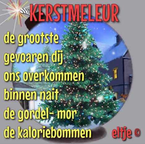 Kerstmeleur
