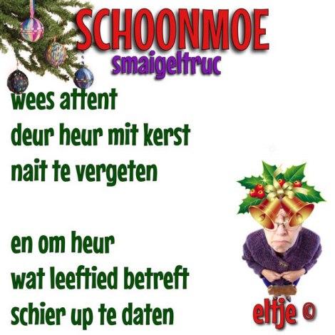 Schoonmoe