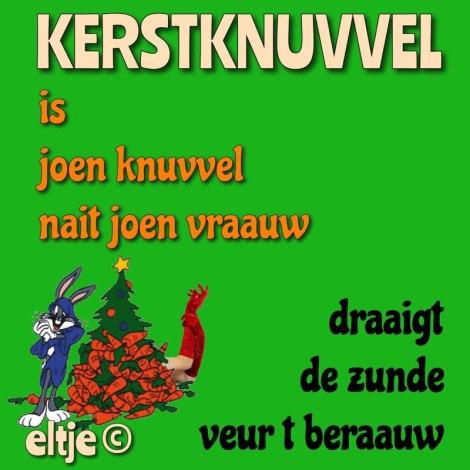 Kerstknuvvel