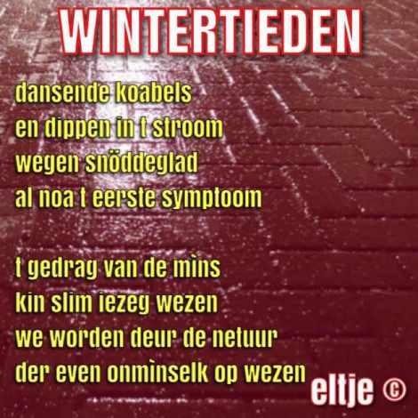 Wintertieden