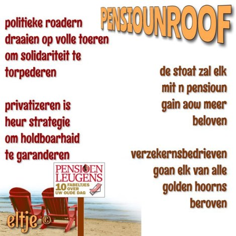 Pensiounroof