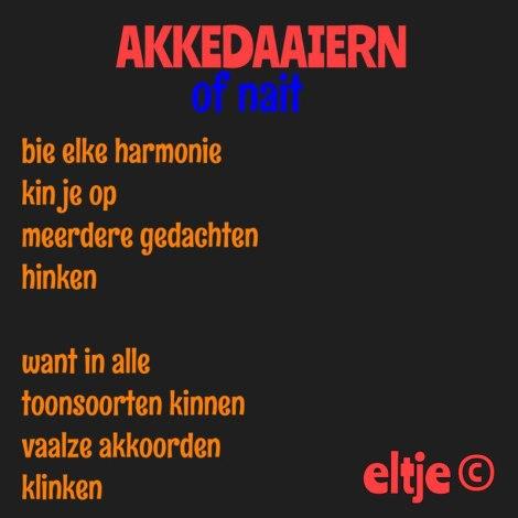 Akkedaaiern