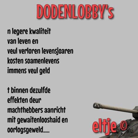 Dodenlobby's