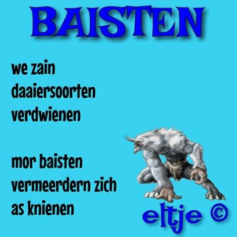 Baisten