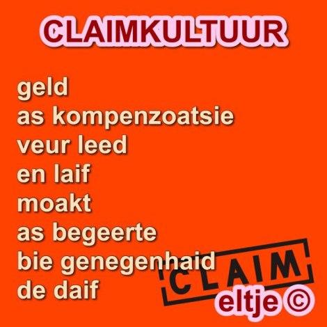 Claimkultuur