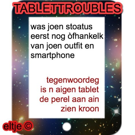 Tablettroubles