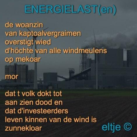 Energielasten